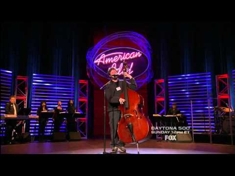True HD American Idol 2011 Casey Abrams Audition + Hollywood Rounds (including