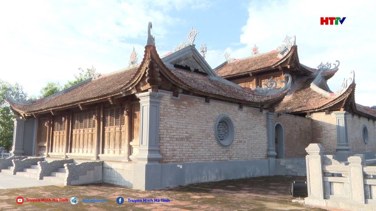 Di sản văn hóa vật thể trên đất Thạch Linh   Tạp chí văn hóa
