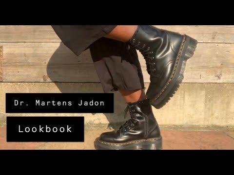 Dr. Martens Jadon lookbook / 2019 +
