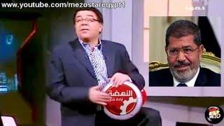 بني ادم شو احمد ادم بيغني اغنية 7 نهضات اهداء للرئيس مرسي الحلقة 16 كاملة .. 6-6-2013