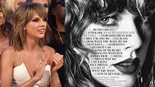 Video 5 Hottest Taylor Swift Reputation Lyrics download MP3, 3GP, MP4, WEBM, AVI, FLV Maret 2018