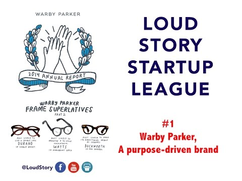 warby parker business model