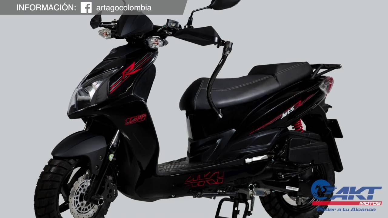 moto scooter akt