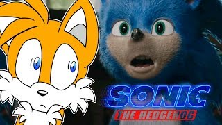 Tails Reacts to Sonic the Hedgehog Trailer #1 (2019)