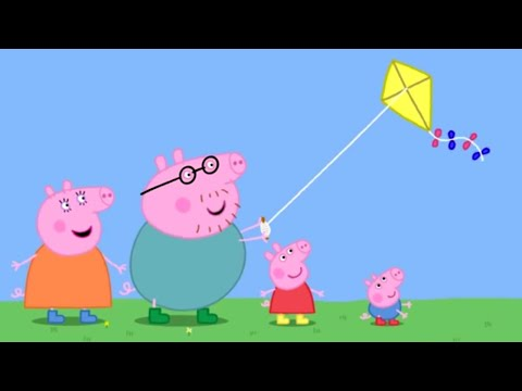 Peppa Pig English Episodes - Compilation 1 (45 minutes) - #001