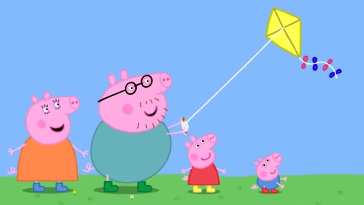 Peppa Pig Official Channel Peppa Pig At Playground