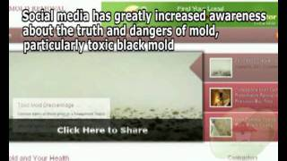 How is social media impacting mold removal?