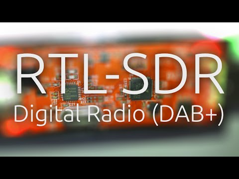 Demo: RTLSDR - Digital Radio Plus (4K)