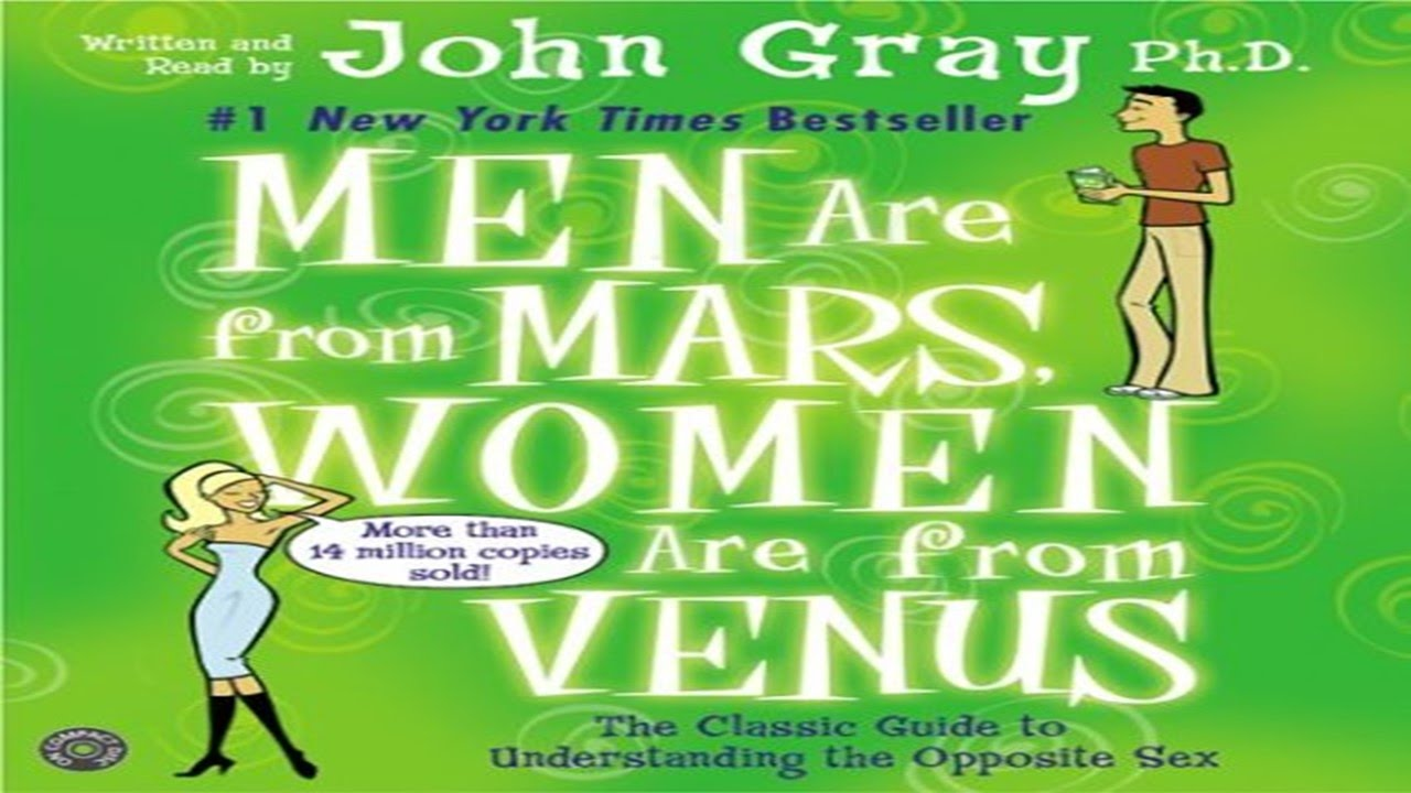 men are from mars women are from venus book youtube rh youtube com Venus-Mars Midpoint in Synastry Earth From Mars