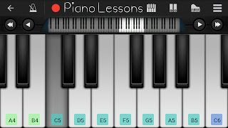 kaka baba na poriyaa re easy mobile piano tutorial on androidios perfect piano midi file