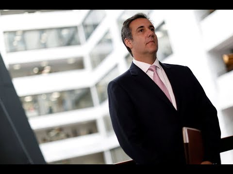 FBI raids offices, home of Trump's personal lawyer