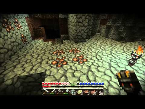 Let's Play Minecraft 38 - Flying Scorpions! |