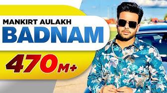 Badnam   Mankirt Aulakh Feat Dj Flow   Sukh Sanghera   Singga   Speed Records