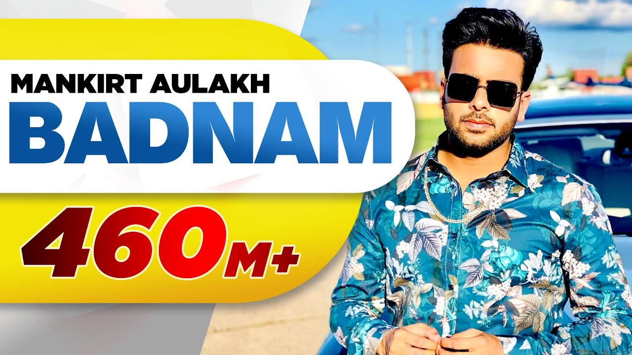 Badnam | Mankirt Aulakh Feat Dj Flow | Sukh Sanghera | Singga | Speed Records #1