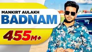 Badnam | Mankirt Aulakh Feat Dj Flow | Sukh Sanghera | Singga | Speed Records