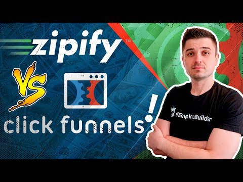ZIPIFY ONE CLICK UPSELL VS CLICKFUNNELS! WHICH APP BRINGS YOU MORE SHOPIFY DROPSHIPPING SALES?