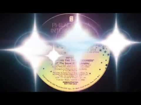 MFSB ft The Three Degrees - Love Is The Message (Philadelphia Intern. Records 1973)