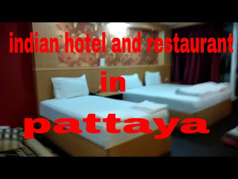 Indian restaurant and hotel in pattaya (pind balluchi inn) in beach road near walking street