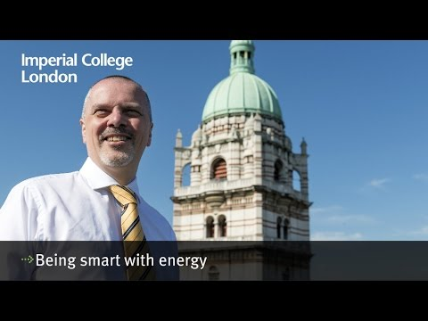 Being smart with energy