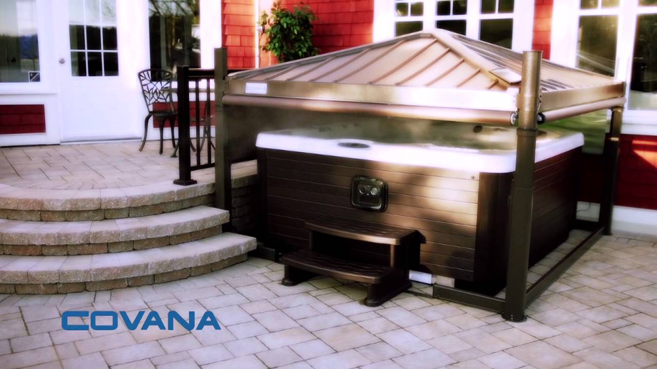 Covana: The 2-in-1 automated solution to cover your spa ...