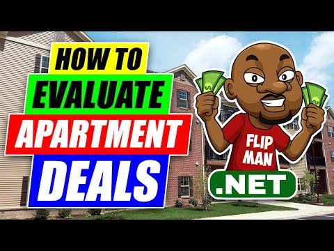 How to Evaluate Apartments & Multifamily Deals | Commercial Real Estate Investing