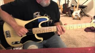 The Outfield Your Love - Bass Cover.mp3