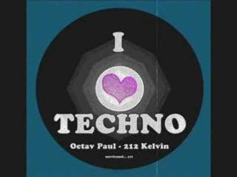 New Minimal - Techno Music - Octav Paul - 212 Kelvin - Free DLs