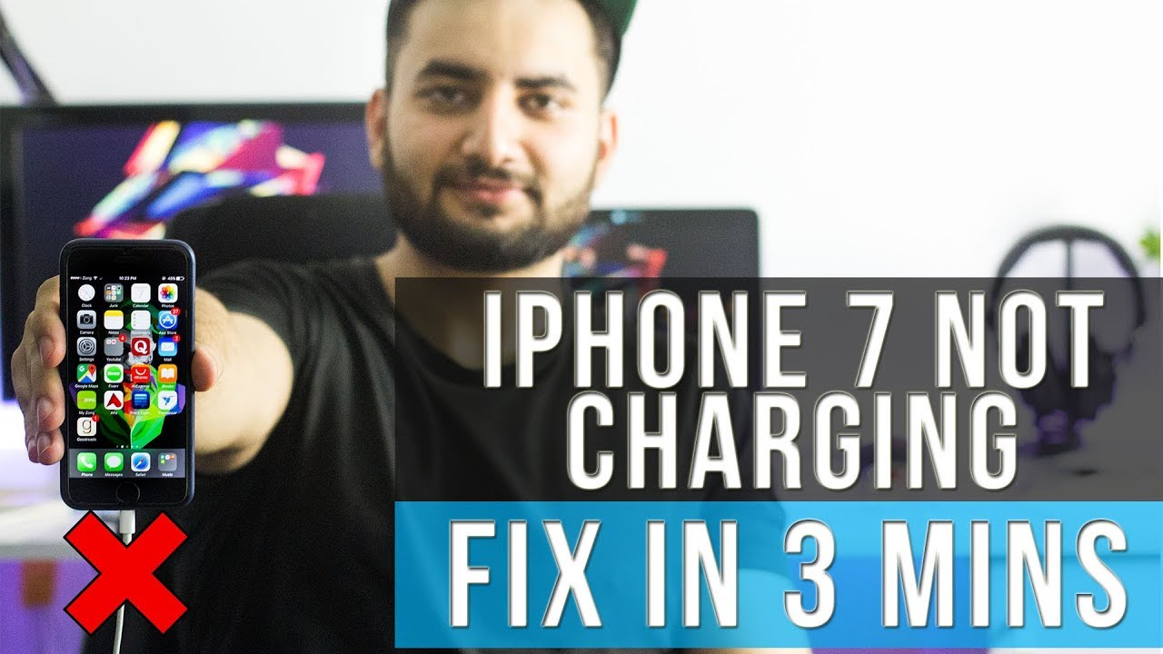 iphone not charging properly how to fix iphone 7 charging port not charging properly 15340
