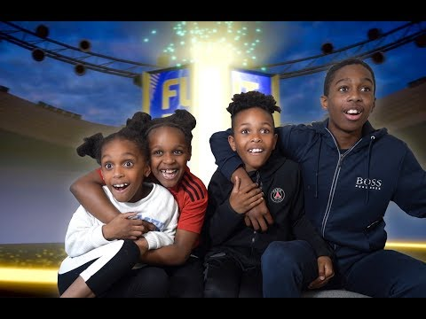 FIFA 19 TEAM OF THE SEASON PACK OPENING WITH FAMILY!