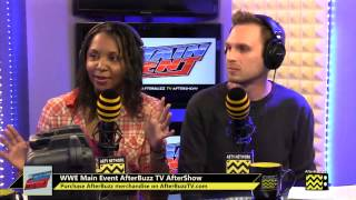 WWE's Main Event After Show for November 6th, 2013 | AfterBuzz TV