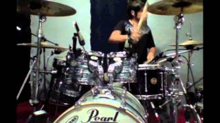 Daniel diaz vidal love the way you  drums