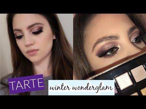 Winter Wonderglam Luxe Eye Palette by Tarte #11