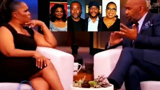 Monique, Steve Harvey Interview, My thoughts, (Audio) of the interview