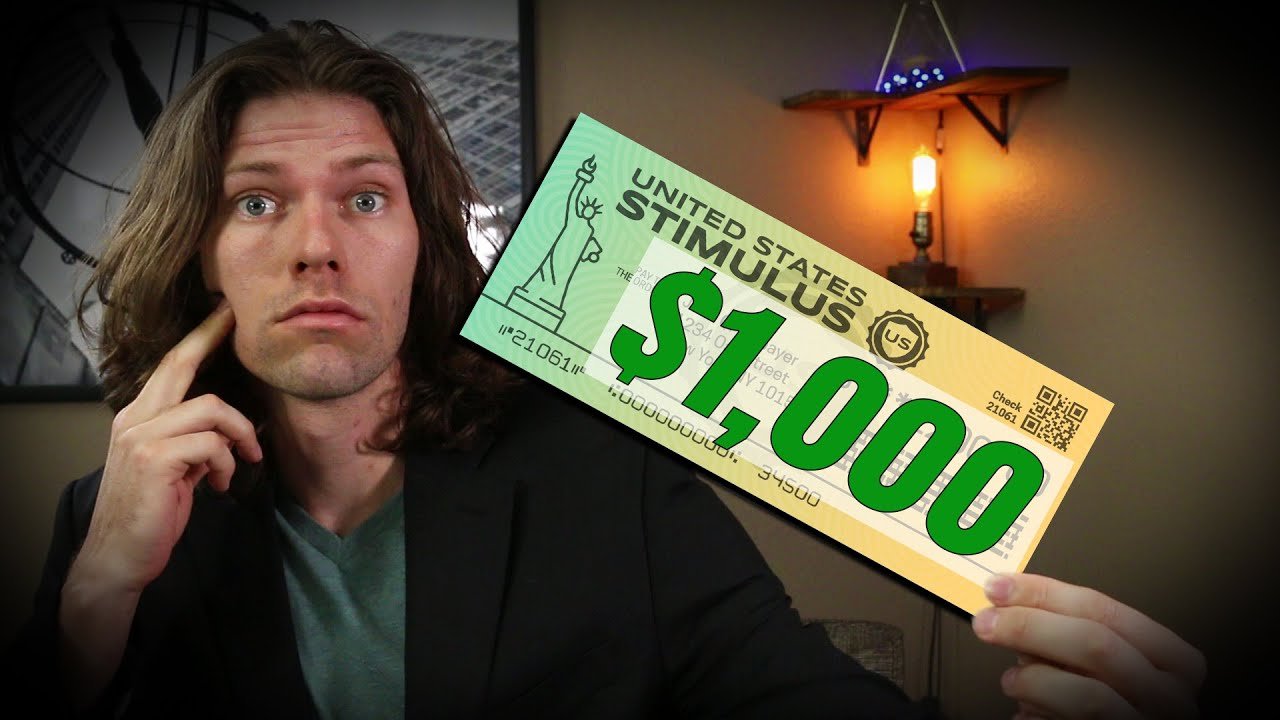 $1000 Second Stimulus Check Proposal. Will It Replace the $1200 Check?