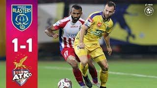 Hero ISL 2018-19 | Kerala Blasters FC 1-1 ATK | Highlights