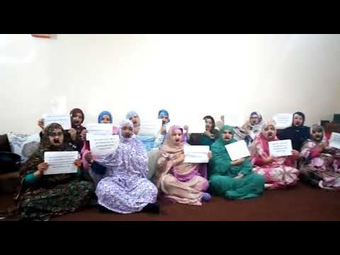 Letter from a group of women from Western Sahara to the European Commission