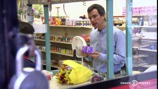 Nathan for You - Buying Condoms