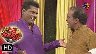 Chammak Chandra Performance | Extra Jabardsth | 19th May 2017 | ETV  Telugu