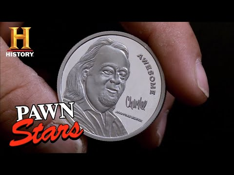 Pawn Stars: Chum Makes Some Real Coin (Season 8) | History