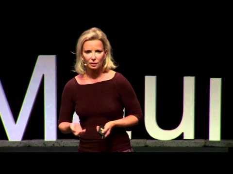 TEDxMaui - Susan Casey & David Haines - Dispatches from the ...
