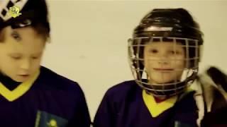 Детский хоккей в Уральске!