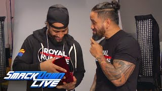 Jimmy Uso gets the key to Mandy Rose's hotel room: SmackDown LIVE, Jan. 14, 2019