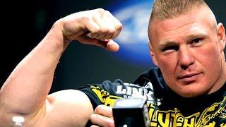 Bas Rutten: Brock Lesnar Returns to UFC in 2017