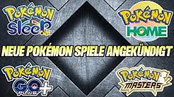 Neue Pokémon Spiele für 2019/2020 angekündigt! 😮 Pokémon Pressekonferenz Zusammenfassung!
