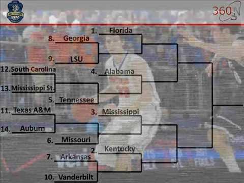 2013 SEC Tournament Preview