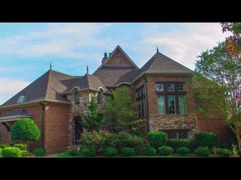 Peek Inside Stephen Curry's Just-Listed Charlotte Mansion | Southern Living