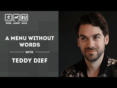 Hyper Light Drifter Deep Dive: A Menu Without Words - Teddy Dief