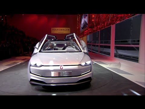 Italdesign Giugiaro Presentation at Geneva Auto Show 2014