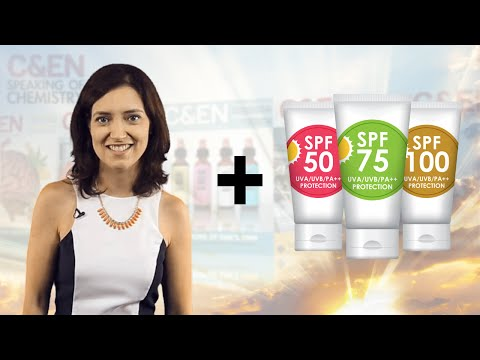Sunscreen SPF Explained - Speaking of Chemistry Ep.5