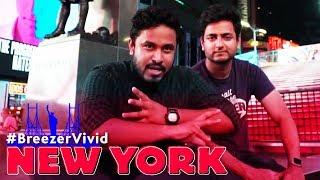 Exploring New York | #BreezerVivid